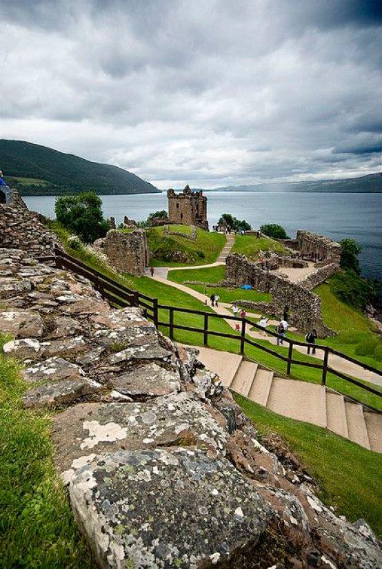 Loch Ness The Highlands, Scotland..bucket list: