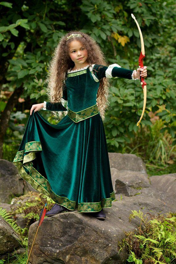 Best 25 Merida Costume Ideas On Pinterest