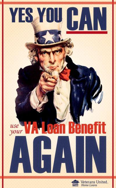 Reusing Your VA Loan - Using the Home Loan Program Again