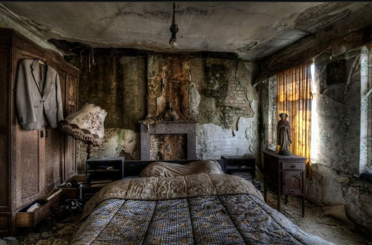 Untouched And Abandoned Homes In Chernobyl Spooky Places