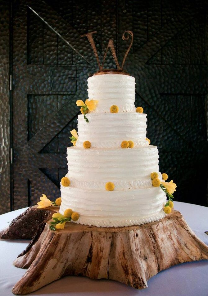 Rustic wood cake stand Cakes Pinterest Awesome, Tes
