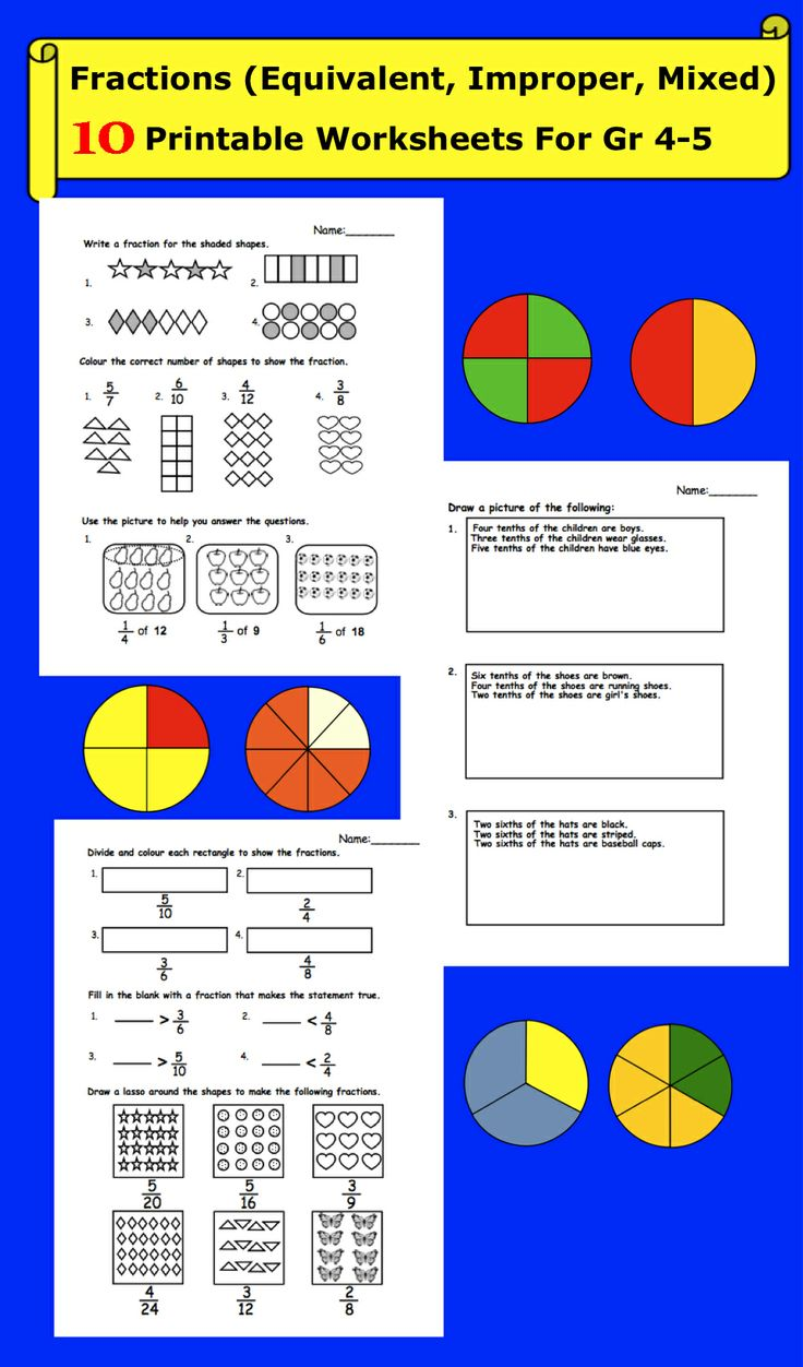 Printables, Worksheets and Printable worksheets on Pinterest