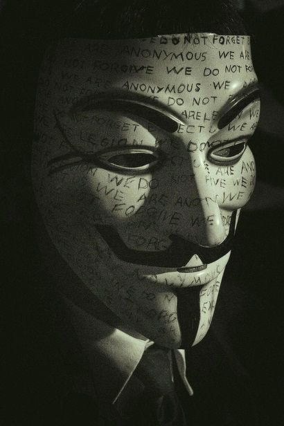 17 Best Ideas About Anonymous Mask On Pinterest