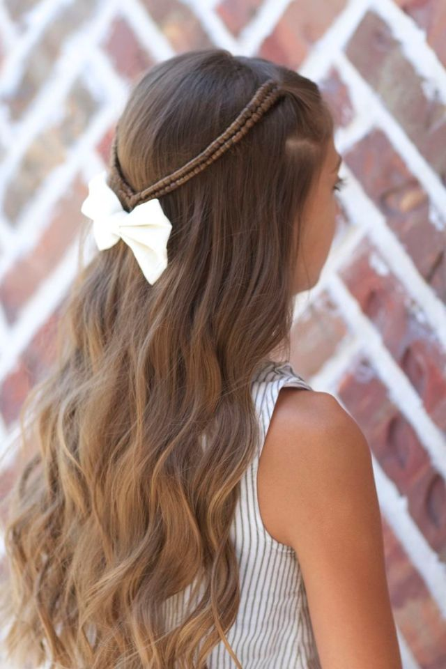 25 Best Ideas about Back To School  Hairstyles  on