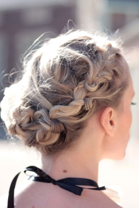149 Best Images About Hair Styles Braided Updos On Pinterest Bridal Updo Updo And Crown Braids
