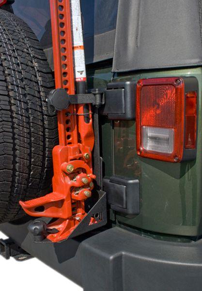Jeep Wrangler Hi-lift Jack