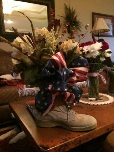 25 Best Ideas About Military Decorations On Pinterest
