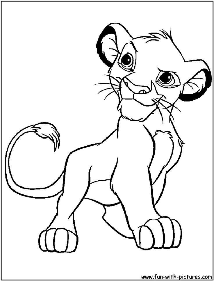 dessins de fleurs coloriage and lion on pinterest