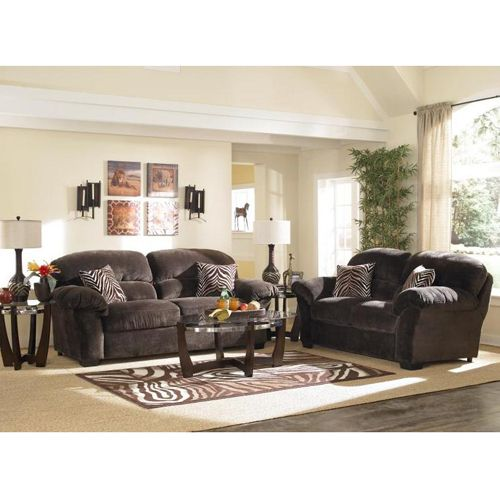 Woodhaven Ultra Plush Ii Living Room Collection Includes