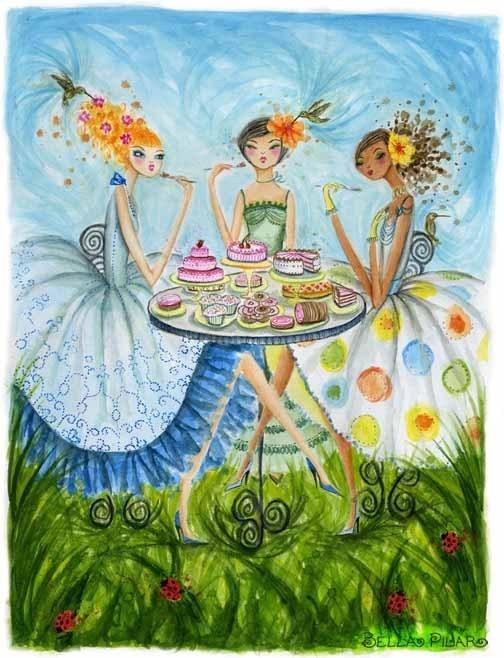 17 Best Images About Bella Pilar Illustrations On