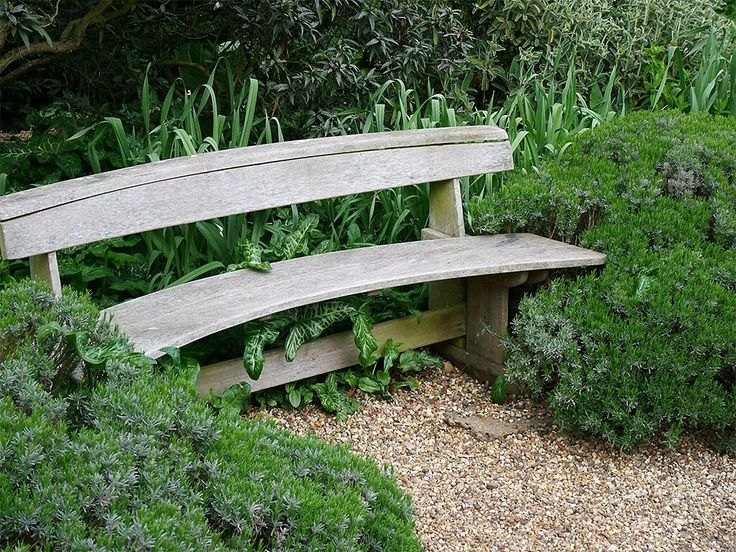 25+ Best Curved Outdoor Benches Ideas On Pinterest