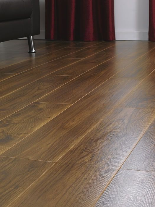 Natura Lifestyle 8mm Virginia Walnut Laminate Flooring