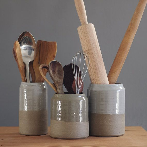 Best 25 Kitchen Utensil Holder Ideas On Pinterest