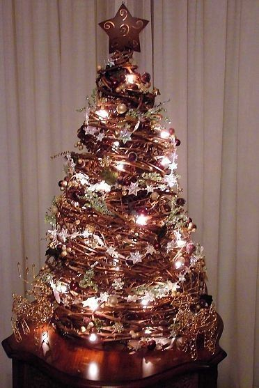Tomato Cages Christmas Trees And Tomatoes On Pinterest