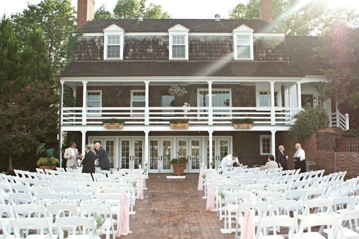 Mildale Farms Kansas City Wedding Venue reception A