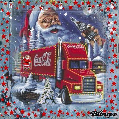 COCA COLA CHRISTMAS SANTA CHRISTMAS SANTAS