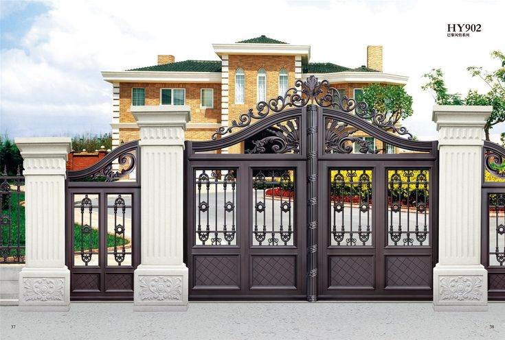 Best 25+ Gate Design Ideas On Pinterest