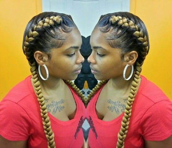 2 Simple Underbraids Hair Styles Pinterest Simple
