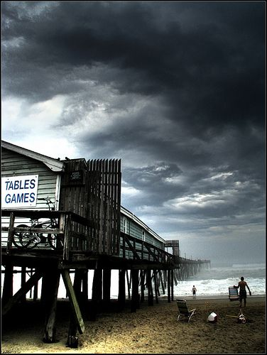 17 Best Images About Outer Banks Piers On Pinterest Surf