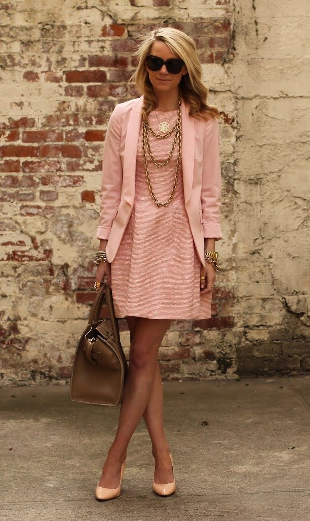 Winter Wedding Guest Outfit Tips Wedding, Pink wedding