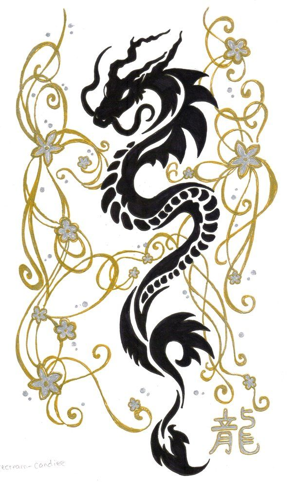 163 best images about dragon designs on Pinterest | For ...