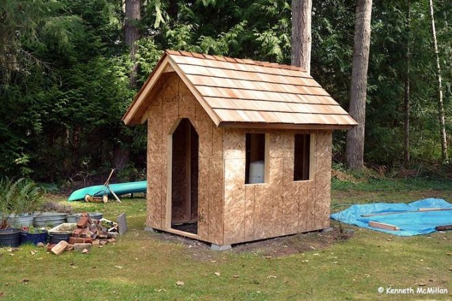 How to build a pump house shed amazing wood plans well