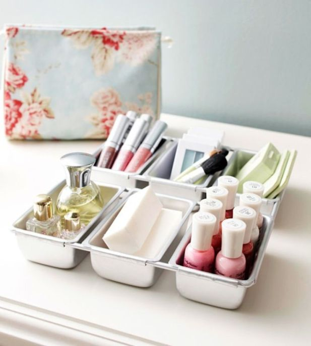 The 10 Amazing Beauty Organizing Hacks You'll Love