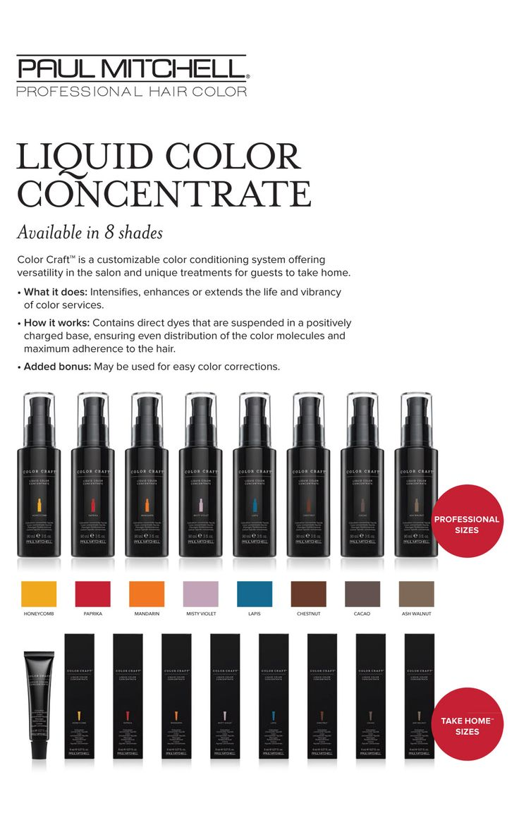 25 Best Ideas About Paul Mitchell Color On Pinterest