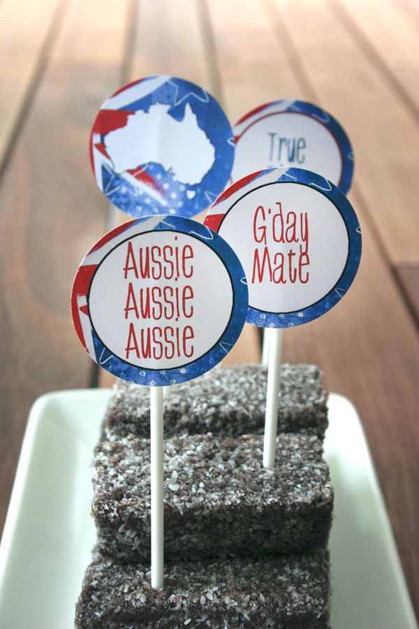 Australia Day Party Invitations Free Templates | Inviview.co