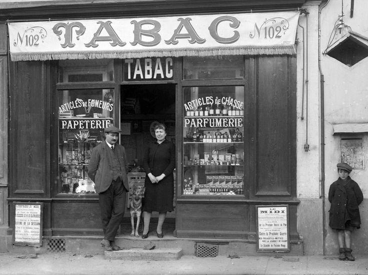 17 Best Images About Anciens Commerces Anciennes