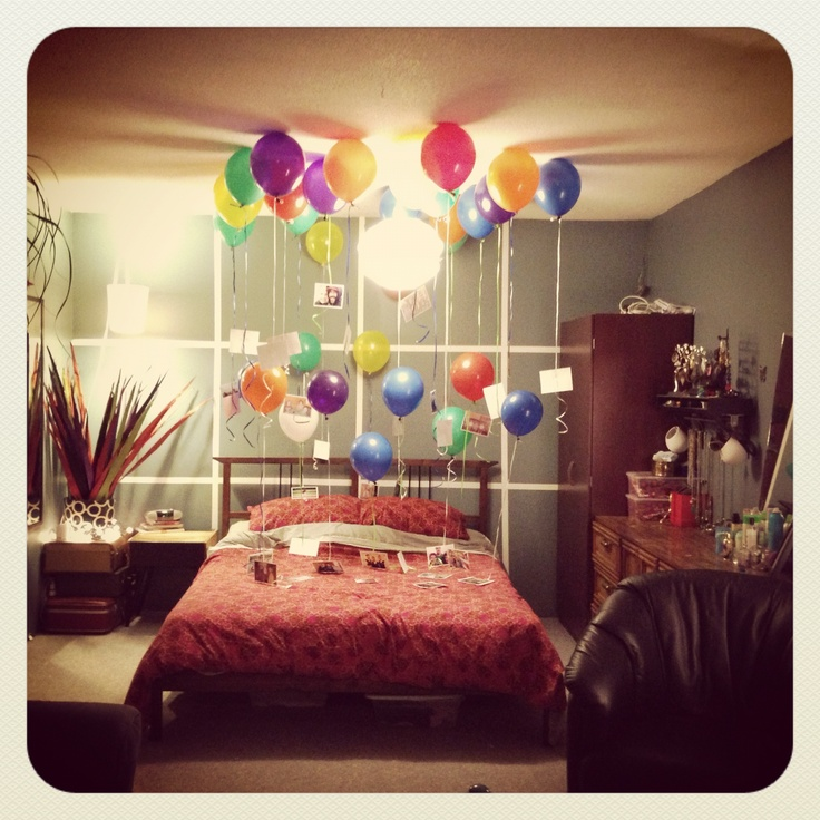 Birthday Surprise for the Boyfriend ) Done That