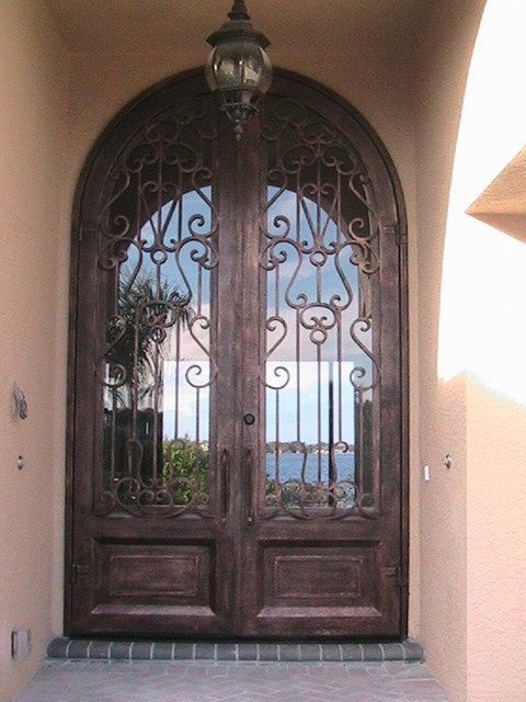 Tuscan Style Front Doors Front Doors Ideas For The
