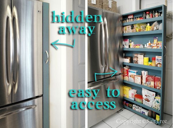 17 Best Ideas About Pull Out Pantry On Pinterest