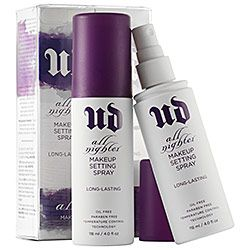 Image result for sephora urban decay all nighter setting spray full size