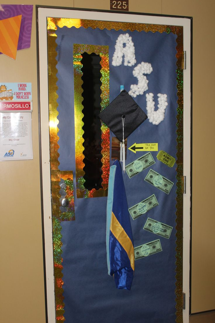 11 Best Images About College Door Contest On Pinterest