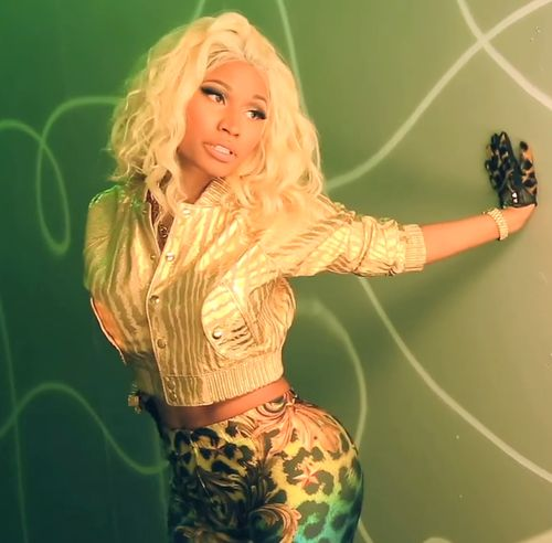 Love Told Her Minaj I Nicki I Admit It I