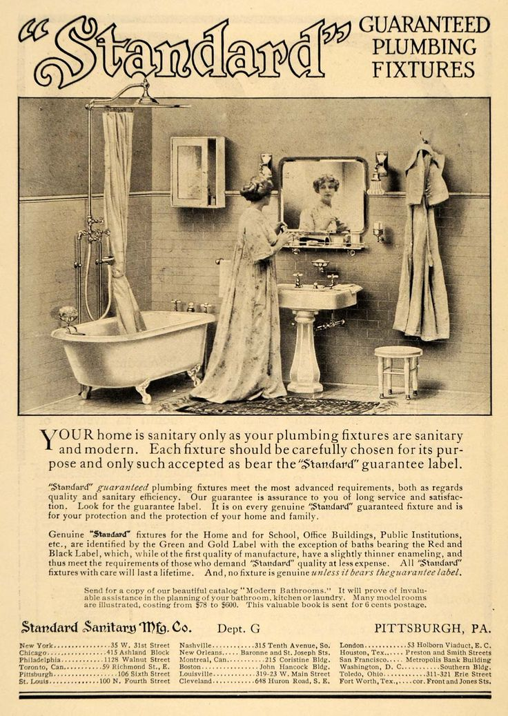 78 Images About Early 1900s Bathrooms On Pinterest