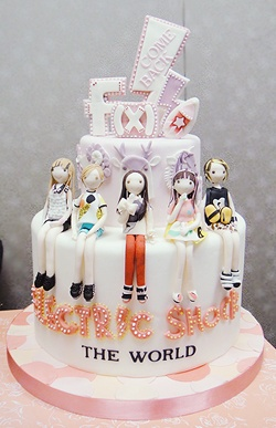 10 Best Images About Kpop Cakes On Pinterest