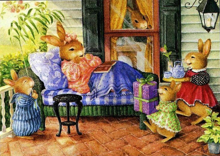 317 Best Images About Illustrators Holly Pond Hill Susan