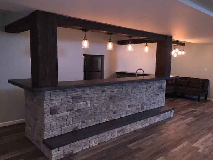 25+ Best Ideas About Stone Bar On Pinterest
