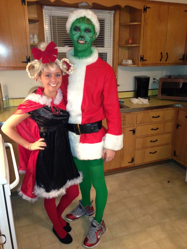 Cindy and the grinch costume Cosplay & Costumes