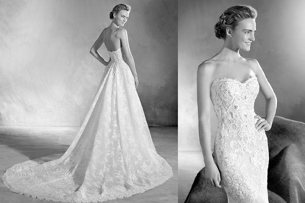 1000+ Ideas About Detachable Wedding Dress On Pinterest