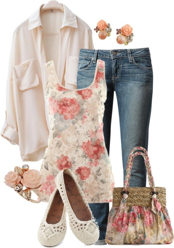 Floral Combinations