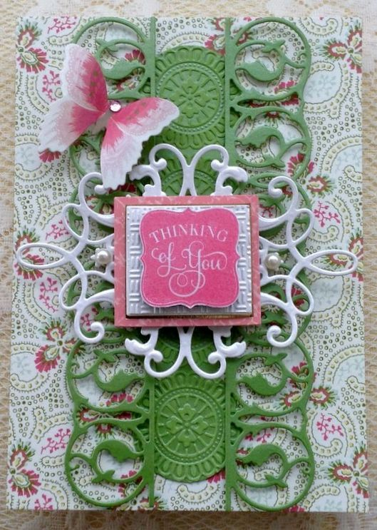 1000 Images About Anna Griffin Cards On Pinterest
