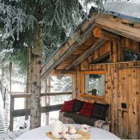 Ενας παραδοσιακός τρόπος θέρμανσης: σόμπες ξύλου.