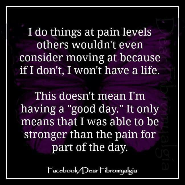 Fibromyalgia Chronic Pain Meme