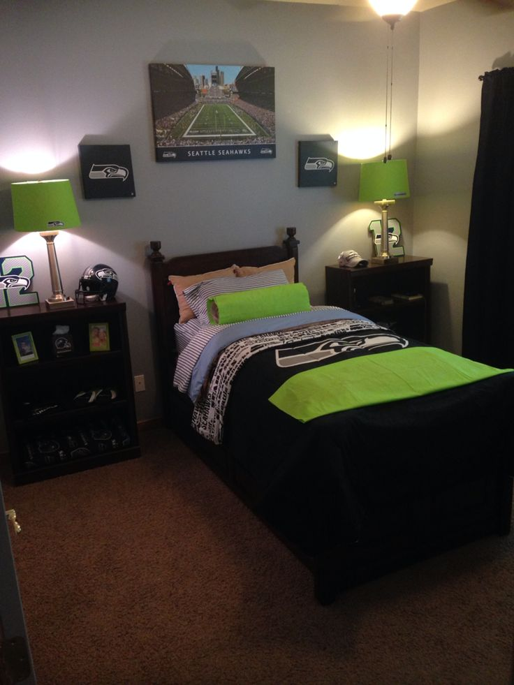 1000 Images About Seahawks Room On Pinterest Football