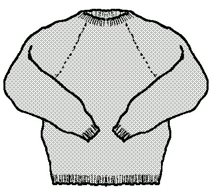 Raglan pullover for anyone, any yarn — so glad I found this again. Used to use this to design sweaters.