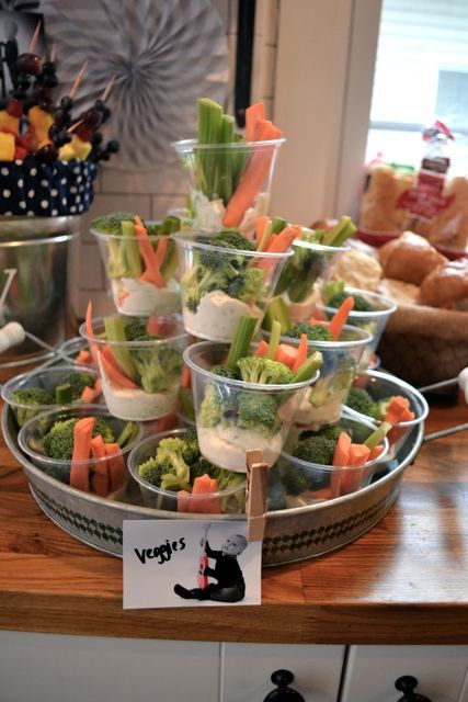 17 Best Ideas About Vegetable Tray Display On Pinterest