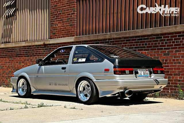 Toyota Corolla Twin Cam GTS Cars & Motorcycles